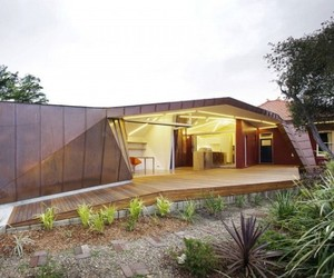 Balmain Cottage Geometrical Extension | Innovarchi