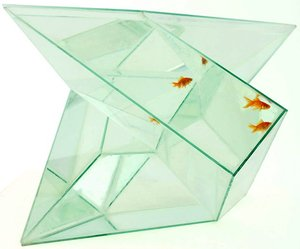 Geometrical Infinity Aquarium