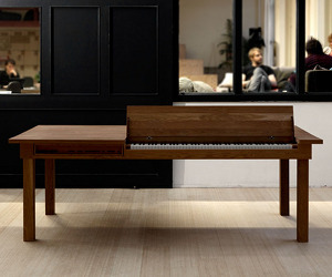 Georg Bohle Piano Table