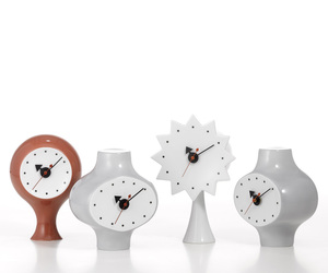 George Nelson Ceramic Clocks