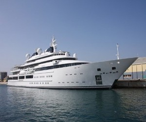 German Superyacht Katara