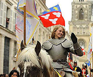Get Medieval with Joan of Arc
