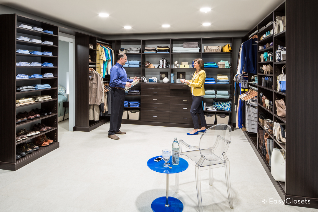 Get your space organized with easyclosets for Easyclosets