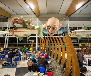 Giant Gollum Sculpture in New Zealand | Weta Workshop