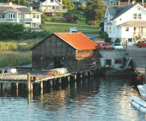 Gig Harbor Maritime Barns