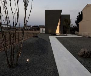 Ginan by Keitaro Muto Architects