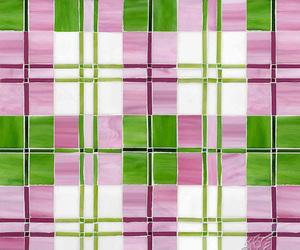 Gingham and Plaid Mosaics, New Collection