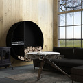 Giselle Lounge Table by Anna Neklesa for Kerozene Design