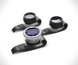 Gizmon Clip-On Lenses for Apple iPad & iPhone