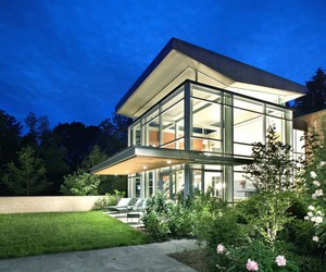 GK House in Chapel Hill by Kenneth Hobgood Architects