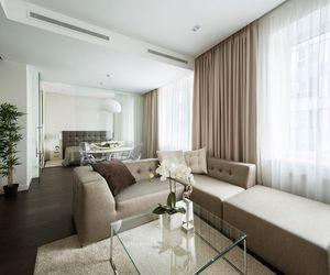 Glamorous Moscow Apartment