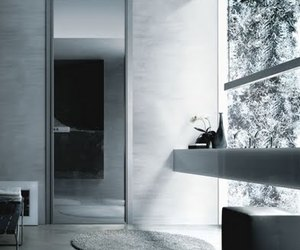 Glass Doors Spin collection by Rimadesio