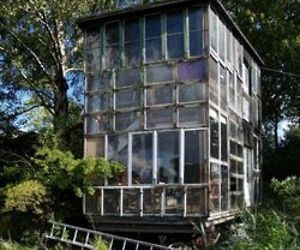 Glass House In Christiania