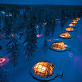Glass Igloo Village | Hotel Kakslauttanen