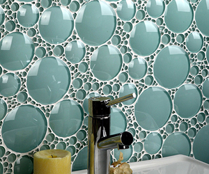 Glass Mosaic Tiles by Evit