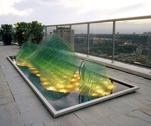 Glass Rock Garden by SWON