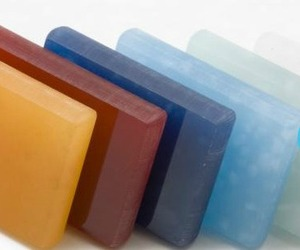 Glass Series Solid Surfacing Material