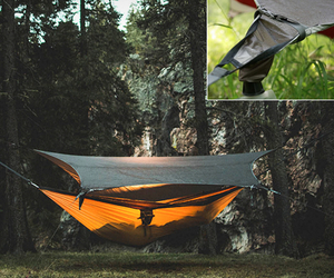 Glider | Portable Shelter & Rain Retention System