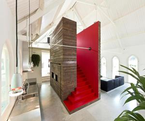 God's Loftstory Project with Minimal Playful Interior