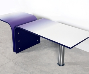 GOLA Table, Designed by Gianluca Sgalippa