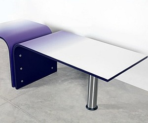 GOLA Table/Desks Designed by Gianluca Sgalippa