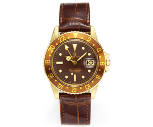 Gold and Oyster Rolex Watch | FD Galley