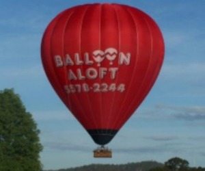 Gold Coast Hot Air Ballooning Event