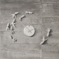 Goldfish Wall Clock by Haoshi Design