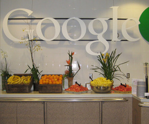 Google headquarters cafeteria serves 3D printed pasta