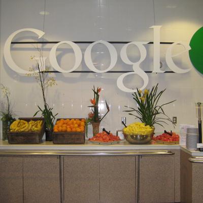 Google headquarters cafeteria serves 3d printed pasta for Google cuisine