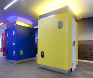 Google's New Office in London