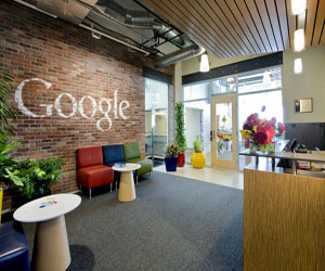 Google's Pittsburgh Office