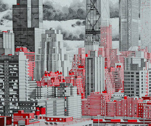 Gorgeous Architectural Drawings by Mark Lascelles Thornton
