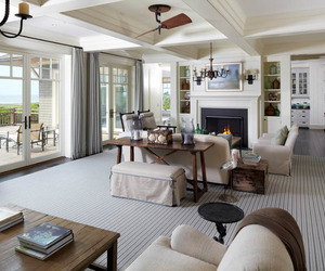 Gorgeous Beach Retreat on Kiawah Island by Anderson Studio