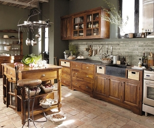 Gorgeous French kitchens
