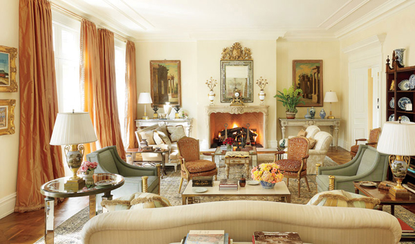 Gorgeous Georgian Home by Bunny Williams