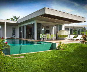 Gorgeous modern eco-estate in Costa Rica
