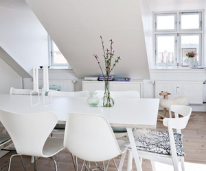 Gorgeous + Simple Home in Copenhagen