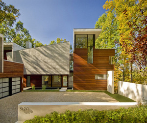 Gorgeous Wissioming Residence on a wooded site