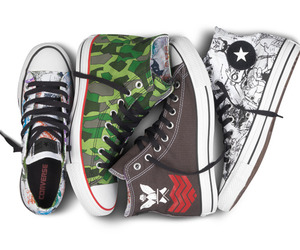 Gorillaz x Converse Chuck Taylor All Star Sneaker Collection