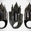 Gotham City Ring