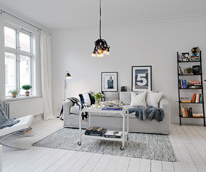 Gothenburg Apartment with Charming Interiors