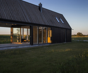 Gotland Summer House by DEVE