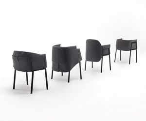Grace Seating by Giopato & Coombes