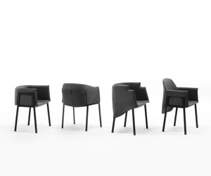 Grace Seating System by Giopato & Coombes