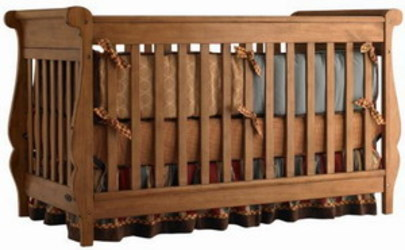 Graco Shelby Classic 4 in 1 Convertible Crib