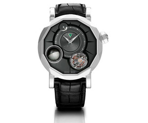 Graff Scales the Complicated Watchmaking Ladder