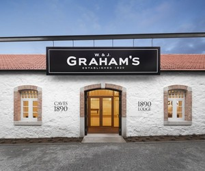 Graham's 1890 Lodge Port Cellar