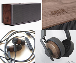 Grain Audio: Real Walnut Wood For Sound Design.