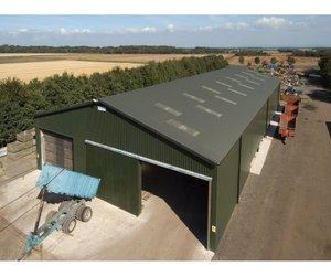 Grain Store in the UK